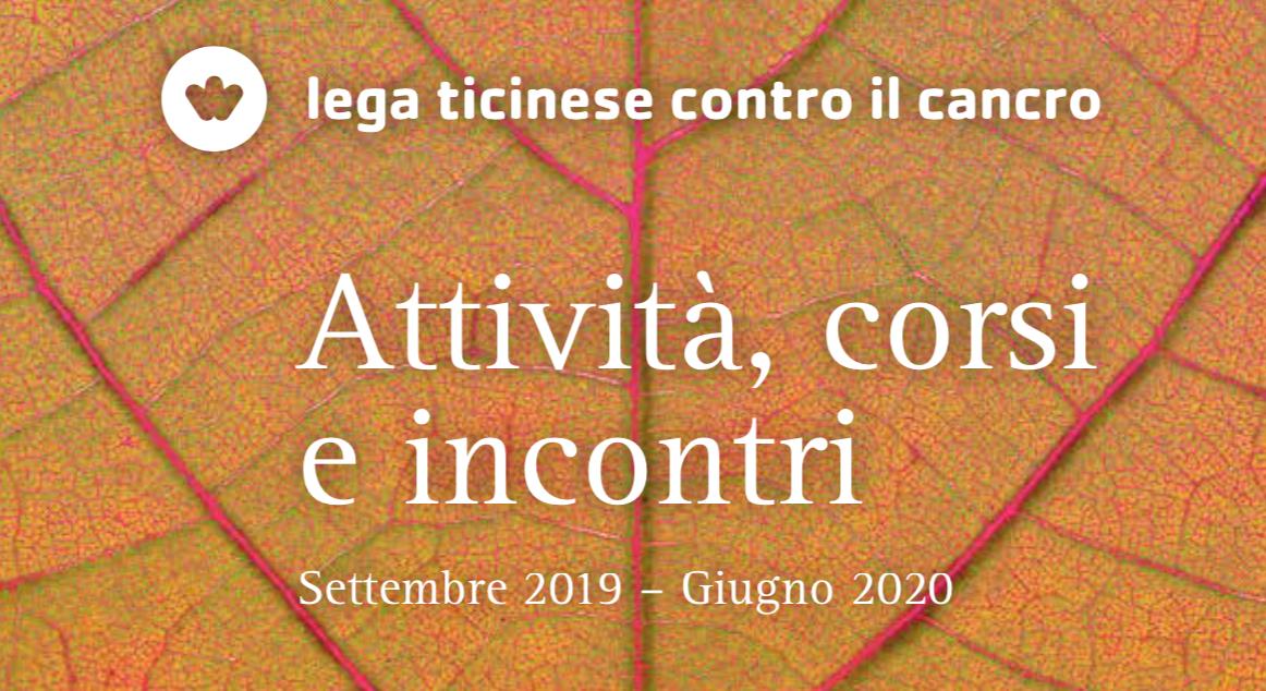 Calendario 2020 Ticino.Nuovo Titolo Lega Ticinese Contro Il Cancro